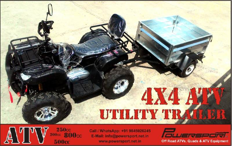 atv pull behind trailers atv utility trailer farm trailers for Small Pull Behind Utility Trailers 4x4 utility farm trailer