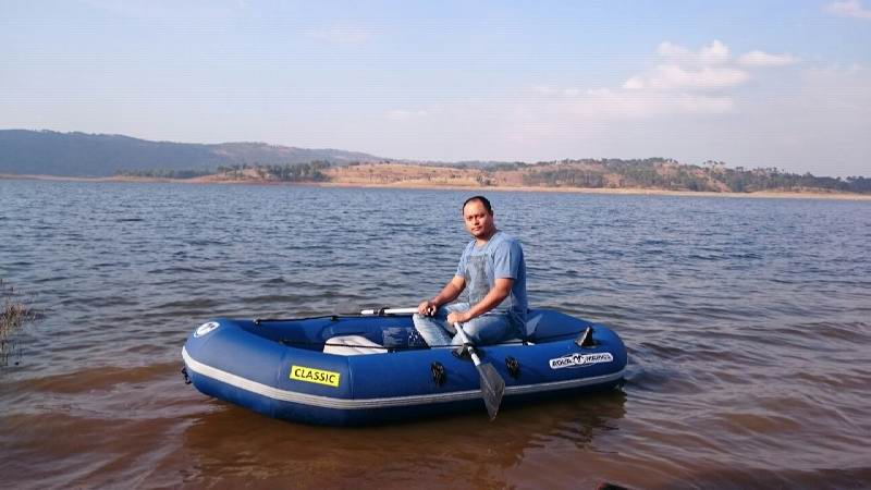 Buy inflatable boat for fishing with electric outboard motor for Inflatable fishing boats