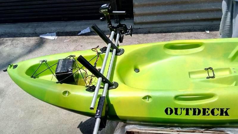 Eco-friendly Motorised Kayak equipment for sale