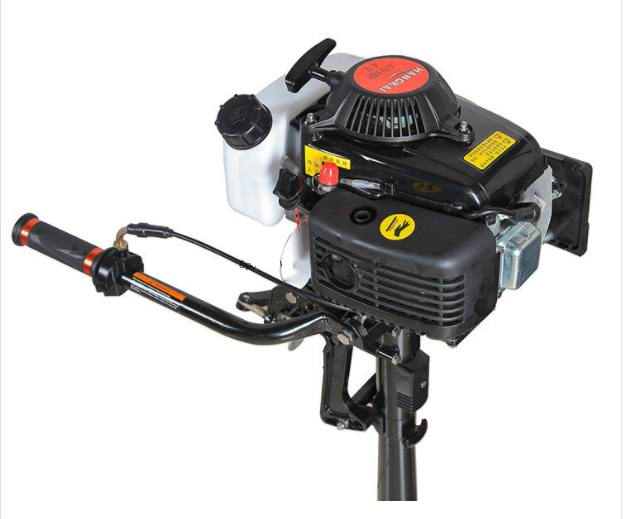 Fishing : 3-6 HP 4-Stroke Outboard Motor